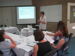 Wentworthville early childhood workshop 2009